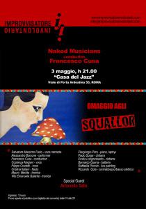NakedMusicians_CasadelJazz_ROMA