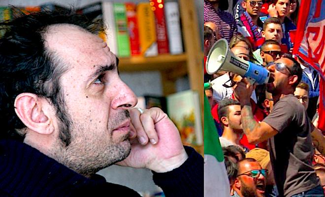 Intervista a Salvatore Massimo Fazio sul DASPO a Michele Spampinato