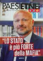 Giugno Luglio n. 262 del mensile PAESI ETNEI OGGI con articolo di S. M. Fazio a pag. 34