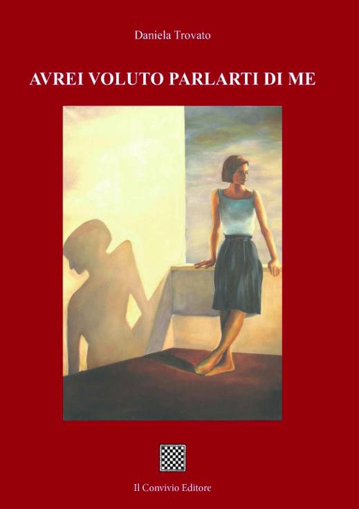 """SMF per L'Urlo """"Avrei voluto parlarti di me"""" di Daniela Trovato al Frankfurter Buchmesse"""