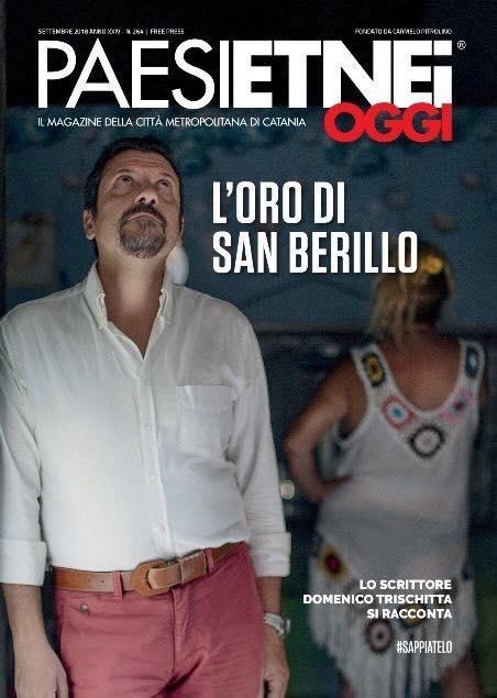 Paesi Etnei Oggi n. 264 Settembre 2018 – SMF: Domenico Trischitta e Giuseppina Torregrossa