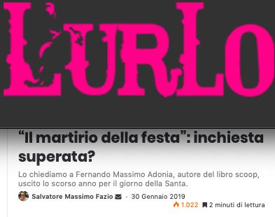 """SMF per L'Urlo – """"Il martirio della festa"""": inchiesta superata?"""
