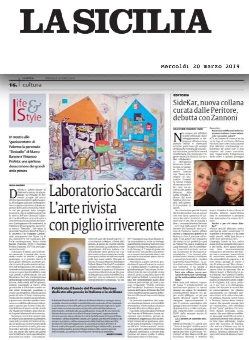 SMF per La Sicilia – Sidekar nuova collana curata dalle Peritore debutta con Zannoni