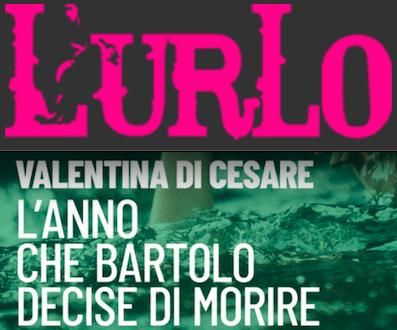 """SMF per L'Urlo – Recensione a """"L'anno che Bartolo decise di morire"""" di Valentina Di Cesare – Arkadia editore"""