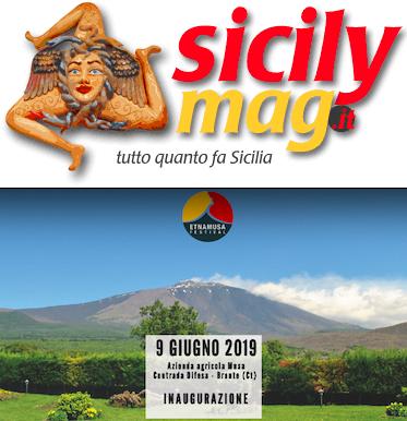 SMF per Sicilymag: Quando l'Etna è la musa ispiratrice natura fa rima con cultura