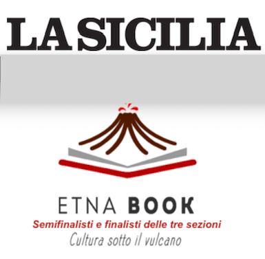 """SMF su La Sicilia – Sono molto onorato di presiedere la giuria dell' """"Etna Book festival internazionale del Libro e della Cultura"""""""