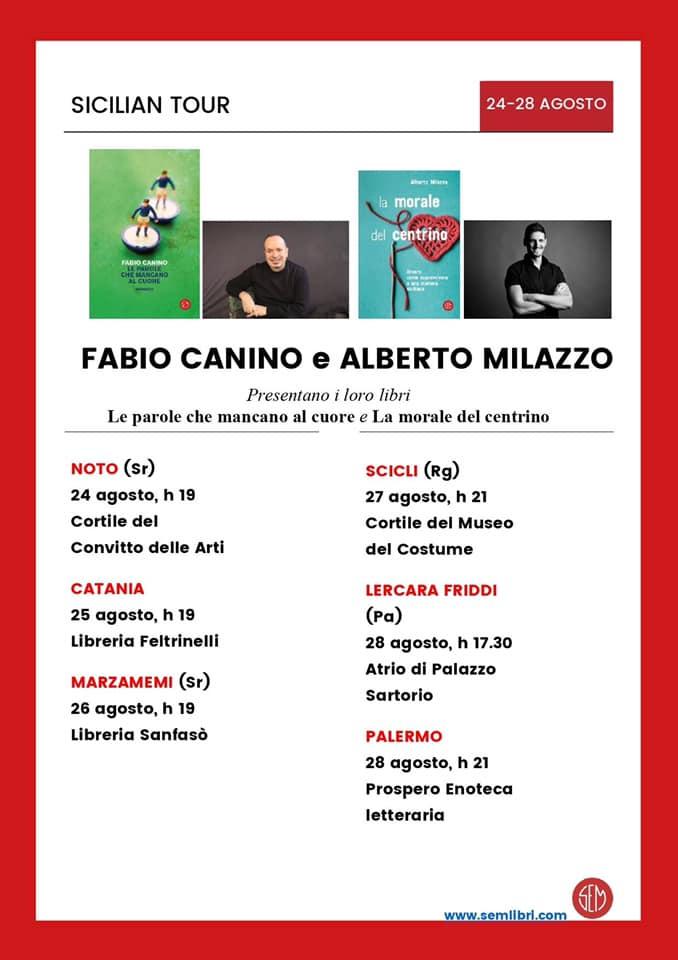 Tour sicilia Canino Milazzo