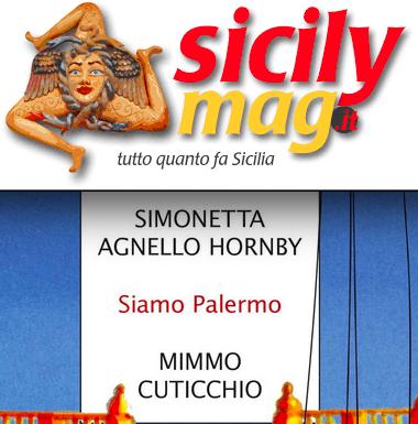 SMF per Sicilymag – Mimmo Cuticchio e Simonetta Agnello Hornby: «Il nostro inno d'amore per Palermo»
