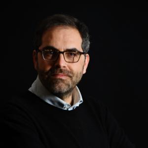 Lo scrittore e giornalista Mariano Sabatini