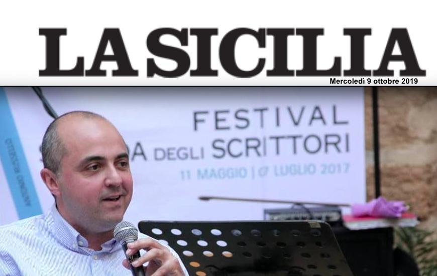 """SMF per La Sicilia – """"Un noir da Randazzo a Varsavia"""" – Intervista a Vito Catalano autore de """"La notte della colpa"""" – Lisciani Editore"""
