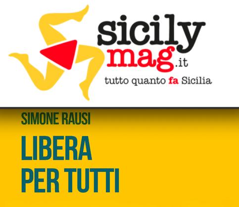 SMF per Sicilymag – Simone Rausi: «I trentenni in cerca di un affermazione forte possono scappare da tutto ma non da se stessi»
