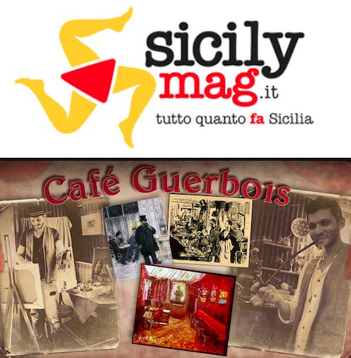 SMF per Sicilymag – Café Guerbois, la casa delle arti aperta al mondo