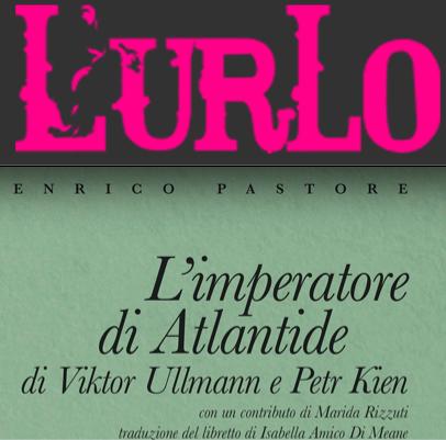 """SMF per L'Urlo – L'analisi di Enrico Pastore per """"L'imperatore di Atlantide"""""""