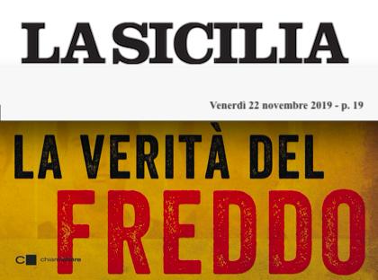 """SMF per La Sicilia – """"La banda della Magliana nella cruda verità di Abbatino-Freddo"""" – L'intervista"""