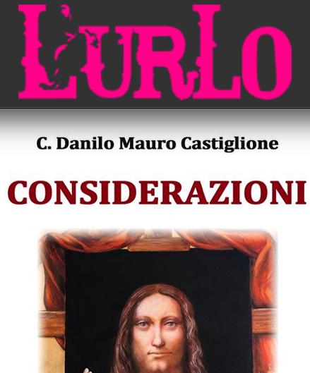 """SMF per L'Urlo – È """"Considerazioni"""" di Danilo Mauro Castiglione il libro del mese – Gennaio 2020"""