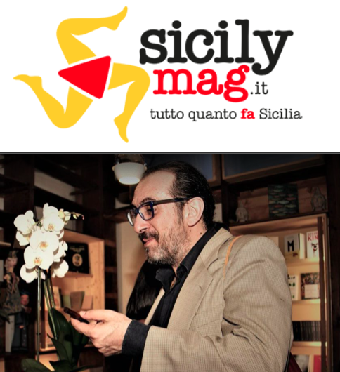 SMF su SicilyMag – A Catania le parole di Fazio e le note di Guarrella