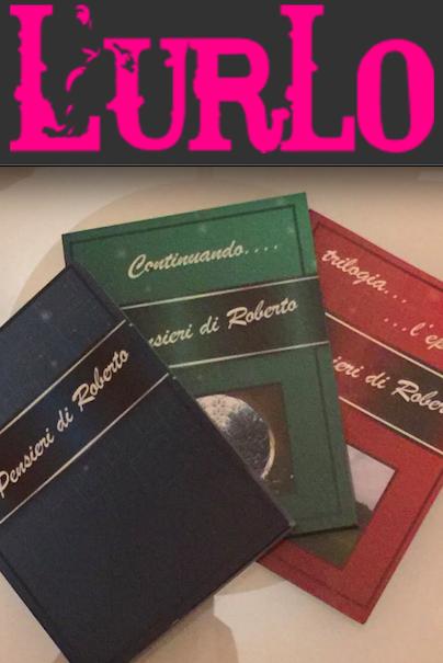 SMF per L'Urlo – I pensieri brevi in parole e immagini nella trilogia di Roberto Luca