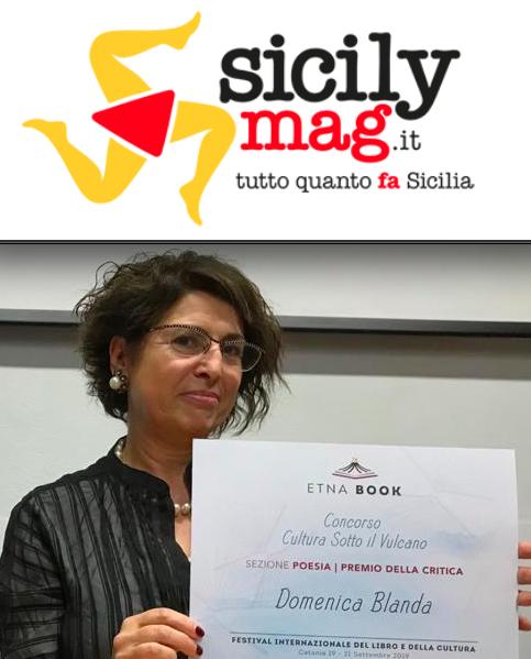SMF per SicilyMag – Domenica Blanda: «Le mie poesie sono un gesto coraggioso»