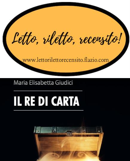 SMF per Letto, riletto, recensito! – Dal sogno alla madre Castelvecchi, passando per un re di carta. L'intervista a Maria Elisabetta Giudici