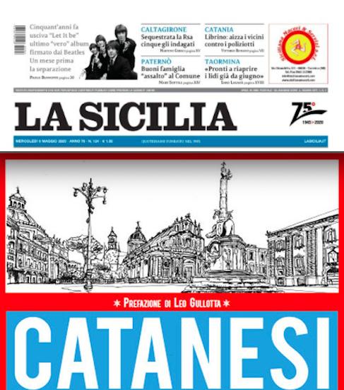 SMF  su La Sicilia – In 24 racconti il mondo ai piedi dell'Etna