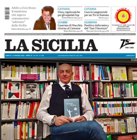 SMF per La Sicilia – Il dolore nella propria storia – Intervista a Luca Quarin