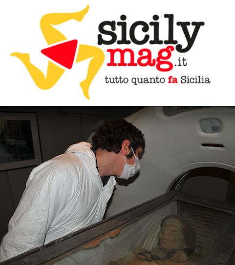 SMF per SicilyMag – Dario Piombino-Mascali: «Per noi siciliani, le mummie hanno un valore sacro» – L'intervista
