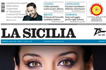 SMF per La Sicilia – Il filo rosso tra Sciascia e Dostoevskij – L'intervista ad Antonina Nocera