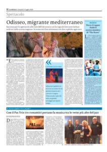 Clicca sulla pagina de La Sicilia per acquistare il giornale