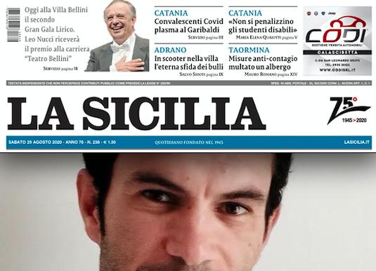 """SMF per La Sicilia – La Sicilia, nota come """"Stupidistan""""- L'intervista a Stefano Amato"""