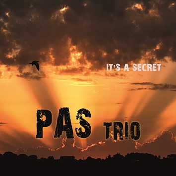 La cover dell'album del trio PAS