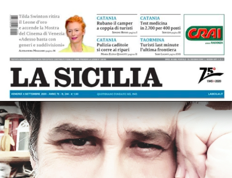 SMF per La Sicilia – Massimiliano Nuzzolo e il racconto di una vita tra la Via Emilia e i Cure – L'intervista