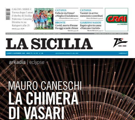 SMF per La Sicilia – Un giallo avanti e indietro nel tempo