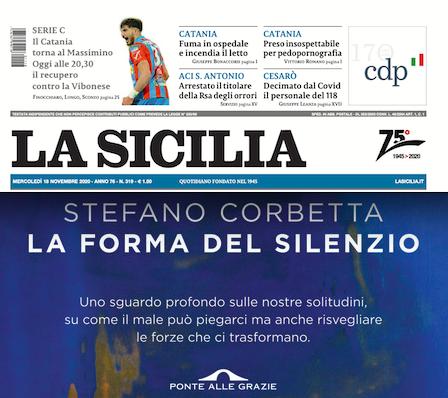 SMF per La Sicilia – Anna a caccia nel passato del segreto silenzioso di Leo