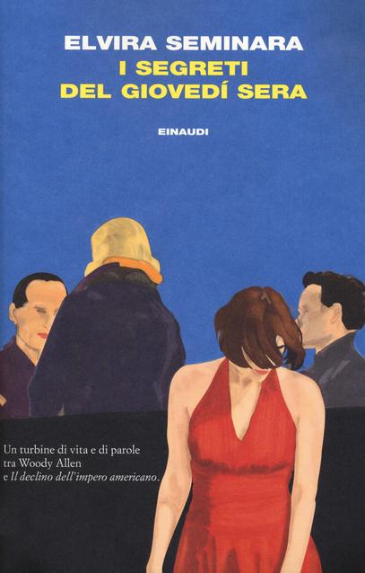 Clicca sulla cover per acquistare il libro di Elvira Seminara
