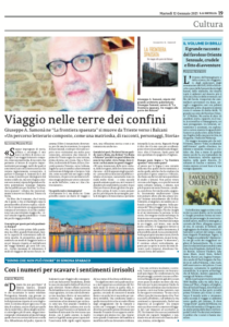 Clicca su La Sicilia per leggere l'intervista integrale