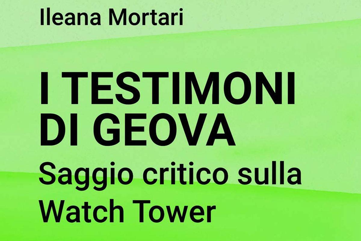 SMF per L'Urlo – Ileana Mortati e il chiarimento sulla Watch Tower dei testimoni di Geova – L'intervista