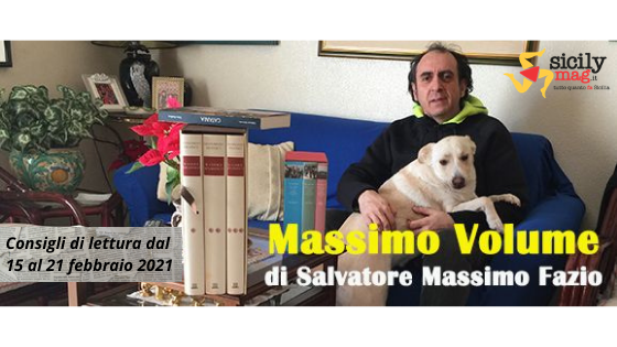 SMF per 'Massimo Volume' (blog di letture su SicilyMag) – Le novità editoriali della settimana dal 15 al 21 febbraio 2021