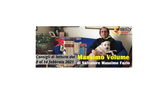 SMF per 'Massimo Volume' (blog di letture su SicilyMag) – Le novità editoriali della settimana dal 8 al 14 febbraio 2021