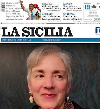 SMF per La Sicilia – La commissaria e le lacrime finte per la morte di Dafne Sellani