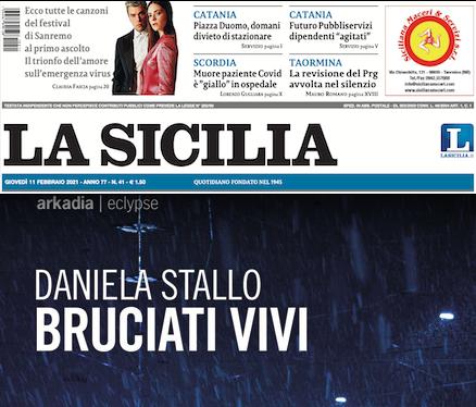 SMF per La Sicilia – Come la nevrosi riesce a trasformare una insegnante in un serial killer – Scaffale