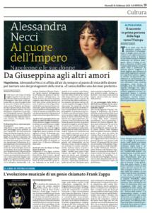 Clicca sulla pagina de La Sicilia per leggere l'articolo integralmente