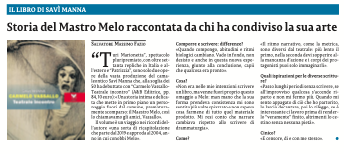 Clicca sull'articolo per leggere La Sicilia in versione integrale a soli € 0,99