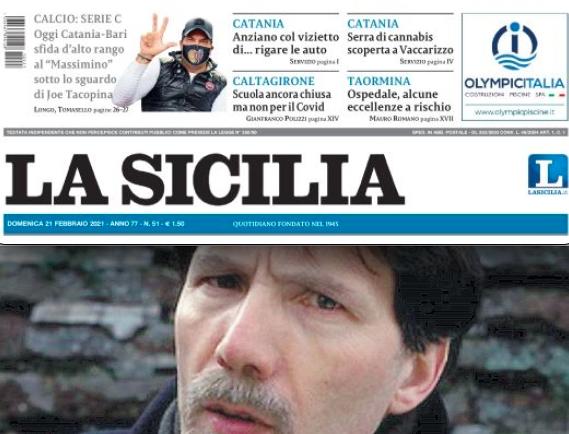 SMF per La Sicilia – Lo zibaldone di Permunian – Recensione a 'Il rapido lembo del ridicolo'