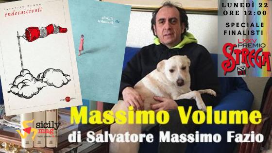 SMF per 'Massimo Volume' (blog di letture su SicilyMag) – Le novità editoriali della settimana lunga dal 22 al 31 marzo 2021