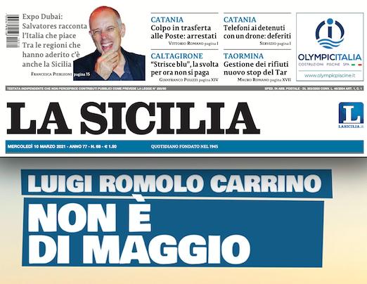 SMF per La Sicilia – Istigazione alla lettura scientifica