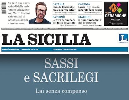 SMF per La Sicilia – Articoli, osservazioni e pareri su ciò che è e ciò che (non) appare