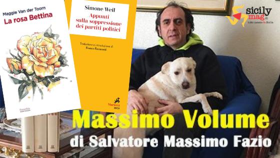 SMF per 'Massimo Volume' (blog di letture su SicilyMag) – Le novità editoriali (da questo mese usciremo sempre di giovedì) dal 1′ al 7 aprile 2021