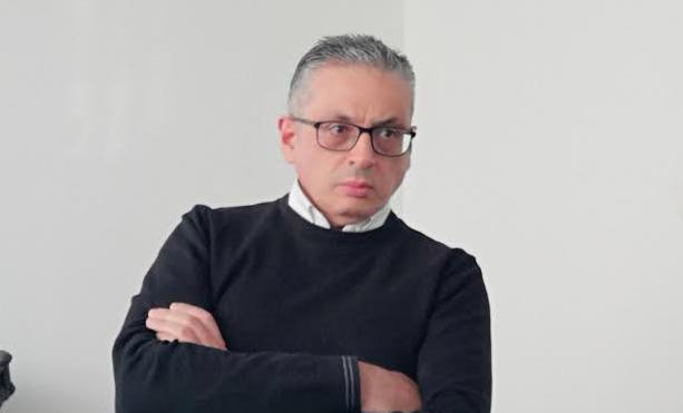 L'autore, Luciano Modica