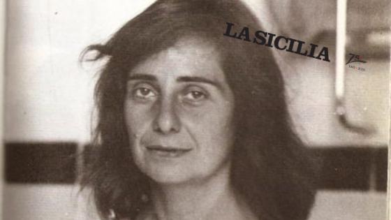 SMF per La Sicilia – Goliarda: «Caro amico ti scrivo…»