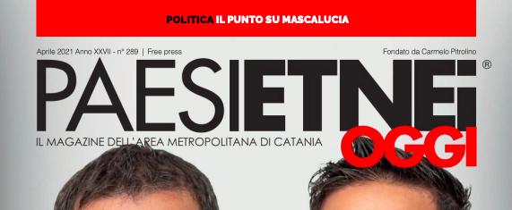 SMF per Paesi Etnei Oggi – Aprile 2021 – UCT333 e Valerio Musumeci